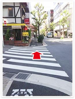 半蔵門線半蔵門駅アクセス写真4